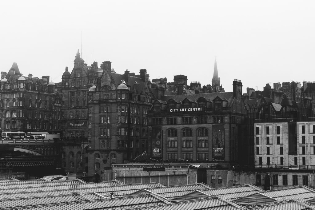 Edinburgh, Scotland - The Palm Journal